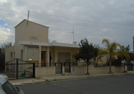 Three-Bedroom House in Agios Pavlos, Paphos