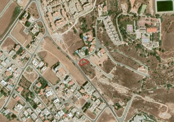 Share of Plot in Geroskipou, Paphos