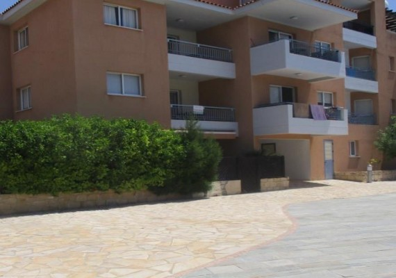 Two-Bedroom Apartment (No.103) in Agios Theodoros, Paphos