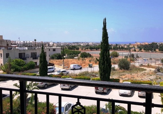 2 B/R Top Floor Apartment | Kato Paphos
