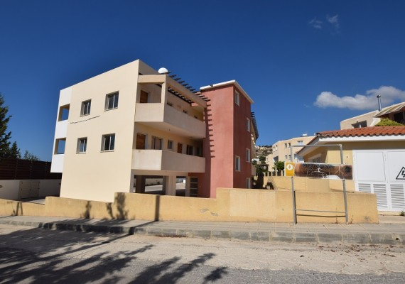 One-Bedroom Apartment (No.206) in Pegeia, Paphos