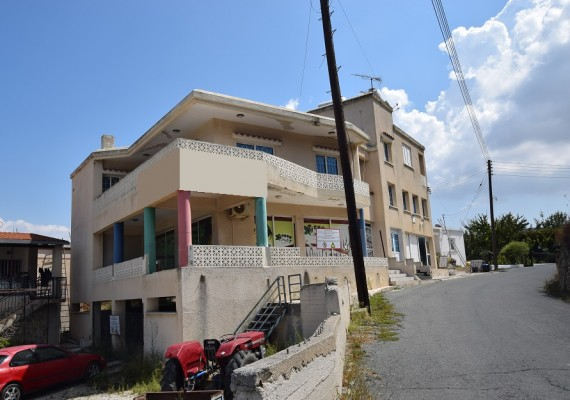 Mixed-use Building in Giolou, Paphos