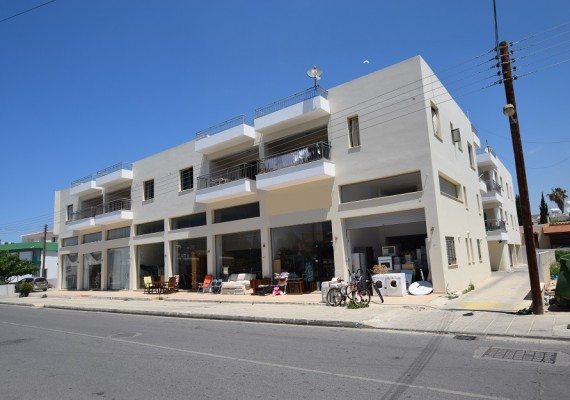 Two Unified Shops in Chloraka, Paphos