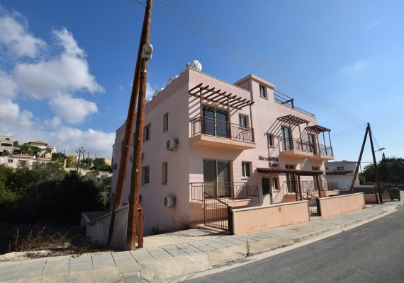 Residential Complex in Mesa Chorio, Paphos