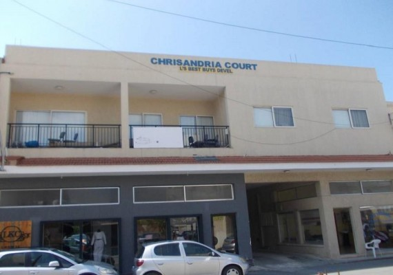 Mixed-use Building in Agios Theodoros, Paphos