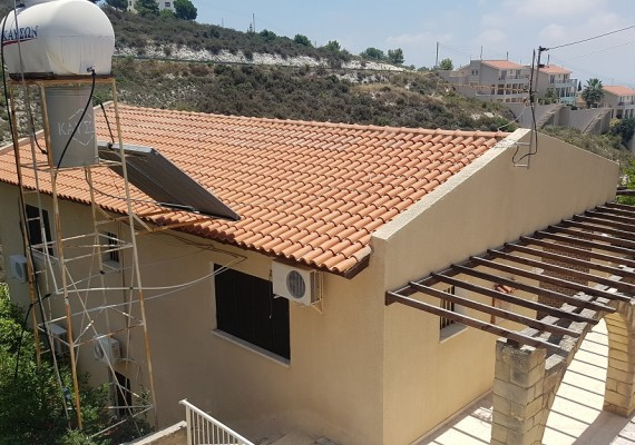 Four-Bedroom House in Tala, Paphos