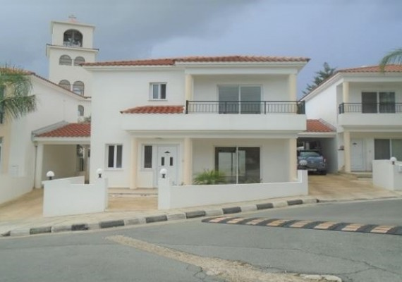 Two-Storey House in Tremithousa, Paphos